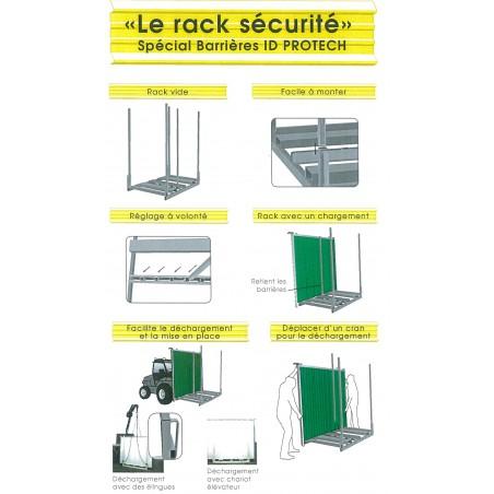 Rack de sécurité