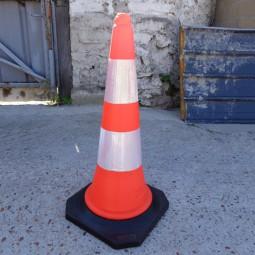 cône de chantier ID Acier