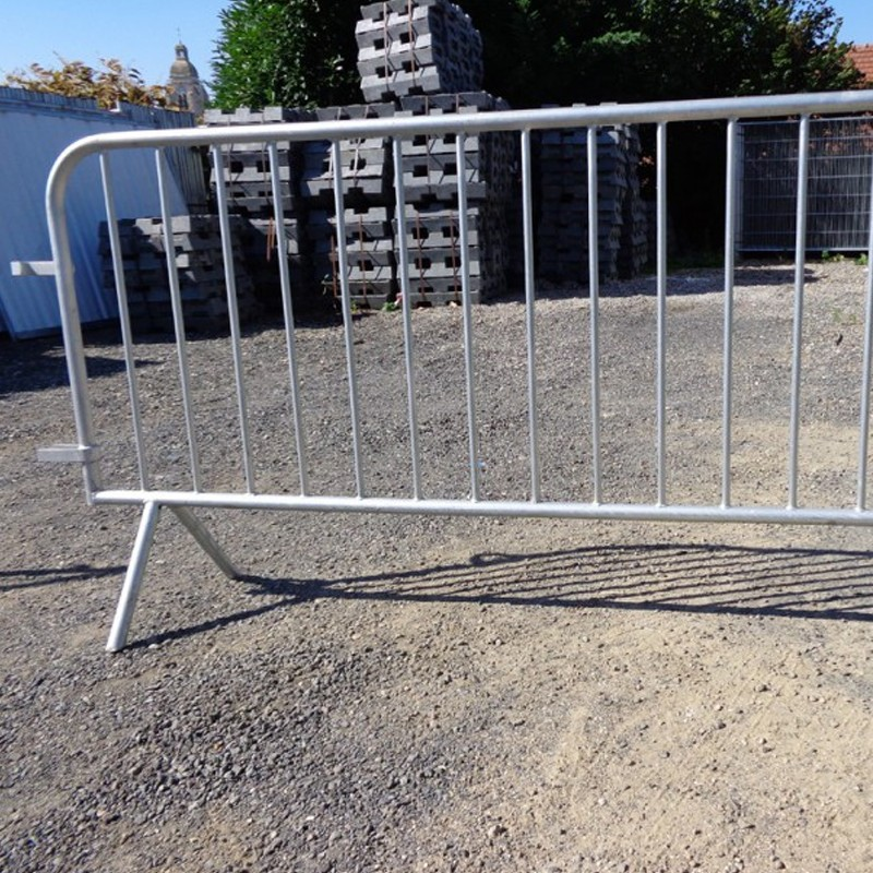 barrière police 2.20m x 1.10m
