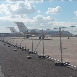 jambe de force et barriere de securite